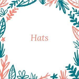 Accessories - Hats!
